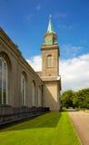 Torre de sino no museu irlandês da arte moderna Fotos de Stock