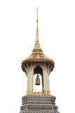 Torre de sino Royal Palace Banguecoque Imagem de Stock