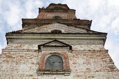 A torre de sino velha Imagens de Stock