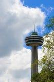 Torre de Skylon fotos de archivo libres de regalías