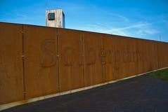 Torre de Solberg (SolbergtÃ¥rnet) Imagen de archivo libre de regalías