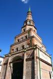 Torre de Soyembika, Kazan, Rússia Fotografia de Stock