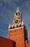 Torre de Spasskaya Foto de archivo libre de regalías