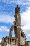 Torre de St Andrews Cathedral fotos de stock royalty free