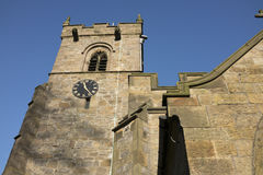 Torre de St Leonard Downham Fotos de Stock Royalty Free