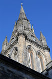 Torre de St Nicholas Kirk, Aberdeen, Escócia foto de stock