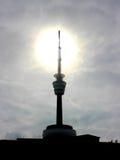Torre de Sun Imágenes de archivo libres de regalías