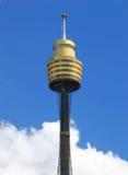 Torre de Sydney/amperio Imagen de archivo libre de regalías