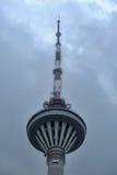 Torre de Tallinn TV Imágenes de archivo libres de regalías