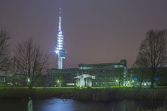 Torre de Telemax Imagem de Stock Royalty Free