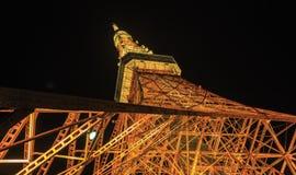 Torre de Tokio de la parte inferior Foto de archivo