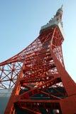 Torre de Tokyo Foto de Stock Royalty Free