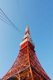 Torre de Tokyo Fotografia de Stock