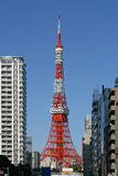 Torre de Tokyo Fotos de Stock