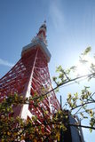 Torre de Tokyo Imagens de Stock Royalty Free