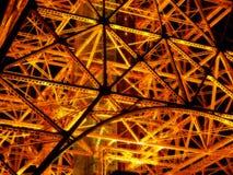 Torre de Tokyo na noite Imagens de Stock Royalty Free