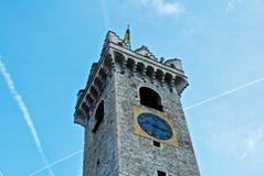 Torre de Trento Foto de archivo libre de regalías