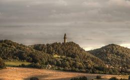 Torre de Truba en Stramberk imagenes de archivo