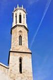 Torre de uma igreja Fotos de Stock