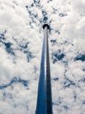 Torre de una plataforma de observación Fotos de archivo