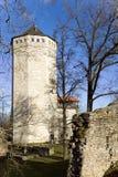 Torre de Vallitorn imagenes de archivo