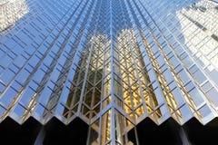 Torre de vidro Foto de Stock