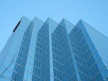 Torre de vidro Imagem de Stock