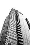 Torre de vidro Fotografia de Stock Royalty Free