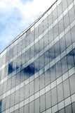 Torre de vidro Imagens de Stock