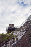 A torre de vigia Fotos de Stock