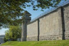 Torre de vigia da penitenciária Fotos de Stock