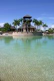Torre de vigia da praia Imagem de Stock Royalty Free