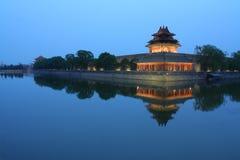 A torre de vigia imperial do palácio Imagens de Stock