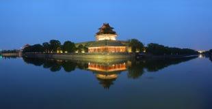 A torre de vigia imperial do palácio Fotografia de Stock