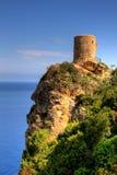 Torre de vigia velha Imagem de Stock Royalty Free