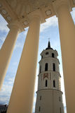 Torre de Vilnius Fotos de archivo
