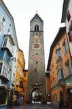 Torre de Vipiteno, Italia Fotos de archivo