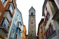 Torre de Vipiteno, Italia Imagen de archivo libre de regalías