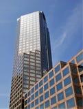 Torre de Wachovia en Charlotte Imagen de archivo