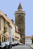 Torre de Wendish de Bautzen em Alemanha imagem de stock royalty free