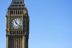 Torre de Westminster Foto de archivo