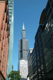 A torre de Willis Imagens de Stock Royalty Free