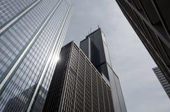 Torre de Willis Fotografía de archivo