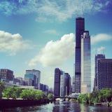 Torre de Willis en Chicago Foto de archivo libre de regalías