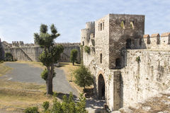 Torre de Yedikule Imagen de archivo