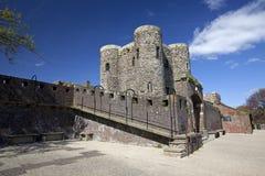 Torre de Ypres del castillo de Rye foto de archivo libre de regalías