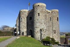 Torre de Ypres del castillo de Rye fotografía de archivo libre de regalías