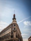Torre decorata Fotografia Stock