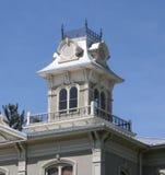 Torre decorativa do edifício Foto de Stock