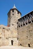 Torre defensiva Imagenes de archivo